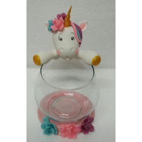 Centro de mesa unicornios arte y artesan as en mercado for Diseno de mesa de unicornio