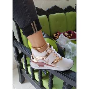 Zapato Deportivo Dama Tenis Mujer Botas 35 Al 40