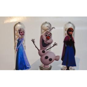 Tubete Personalizados Frozen, Cinderela, Moranguinho