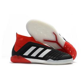 cbb15fa94a9e2 Chuteira Futsal Adidas Nitrocharge 3 Branco E Preto - Chuteiras para ...