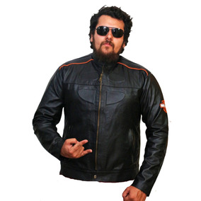 Harley Davidson Jaqueta Couro Legítimo Black Friday