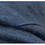 Tecido Suede Amassado Azul Estofar, Móveis, 24 Metros