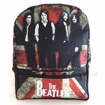 Mochila Beatles (bandeira Reino Unido Sf