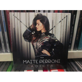 Maite Perroni Rbd Rebelde Adicta Promo Cd Single Nuevo
