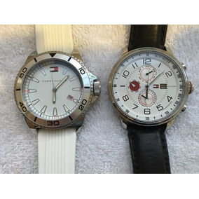 Combo Relojes Tommy Hilfiger Hombre Acuáticos Originales Usa