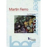 Libro Martin Fierro 2 Ed De Jose Hernandez