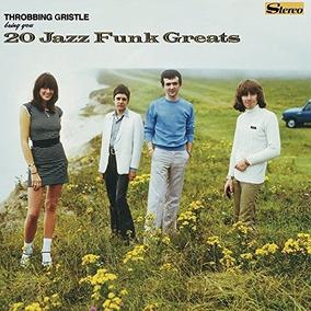 Throbbing Gristle 20 Jazz Funk Greats Usa Import Cd X 2