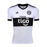 Camiseta De Olimpia Titular Adidas 2017 Únicas!!!