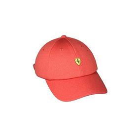 Gorra Roja Scuderia Ferrari Helix Shell Autentica F1 Alonso - Gorras ... df58f77671f