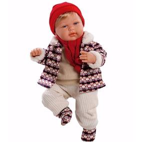 Bebê Estilo Reborn Menino Baby Eduard Elegance Baby Brink