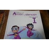 Cuaderno De Accion Y Atenciòn Educ Inicial Edit Santillana
