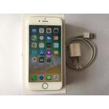 Iphone 6 Dorado 16gb+cargador+vidrio Excelente Estado