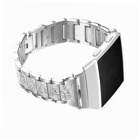Fitbit Ionic Women Bands Small Large, Pulseras De Metal P...