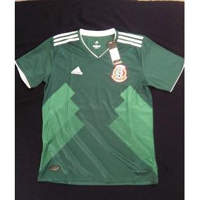 Jersey Selección Mexicana Nuevo 2017-2018 Envio Gratis
