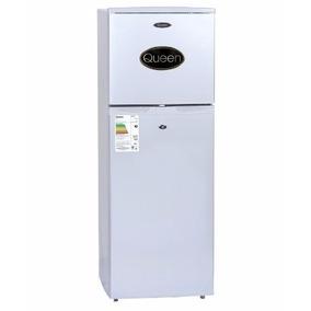 Refrigerador Queen Frío Húmedo Rqfh 160 Blanco O Plata