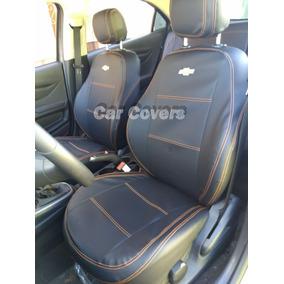 Capas De Bancos Automotivos Couro Carro Onix 1.0 Ls 2013