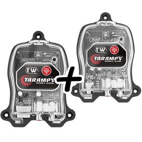 Combo Transmissor Wireless Taramps Tw Master + Tw Slave
