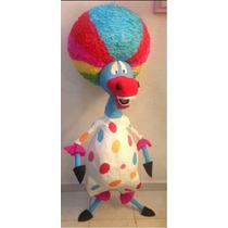 Piñata Marti Circo De Madagascar