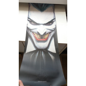 Poster Coringa - Joker - Omeletebox - Dc Signature