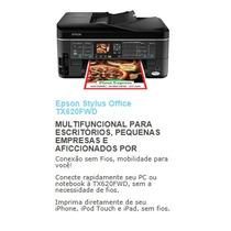 Epson Stylus Office Tx 620fwd Impressora /copiadora/scanner