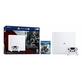 Playstation Ps4 - Pro Destiny 2 * Edición Limitada*