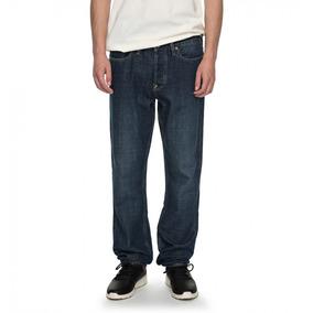 Pantalon De Jean Dc Wkr Straight (blue Stone)
