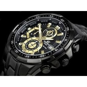 99bf0293c98 Relogio Casio Edifice Gold Label Masculino - Relógios De Pulso no ...