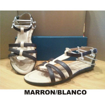 Sandalias Casuales Unicolor Dama Fashion Sol L401