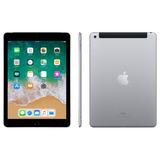 Apple Ipad Retina 9.7 32gb Wifi-4g Lte Space Gray
