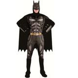 Fantasia Batman Adulto Luxo Cavaleiro Das Trevas