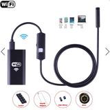 [hd] Endoscopio Boroscopio Wifi Foto/video Iphone/android