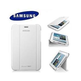 Forro / Estuche Samsung Book Cover Tab 3 7 Pulg Blanco Orig