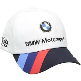 9799059201817 Gorra Bmw Motorsports M-power 100% Original Logo Puma Ya