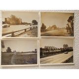 3453-lote 7 Fotos Carrera Autos Sport 1000km Bs. As1958