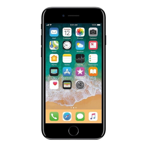 iPhone 7 32 GB Preto-brilhante 2 GB RAM