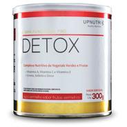 Detox (suco Vermelho Frutas Vermelhas) - 2x300g - Upnutri