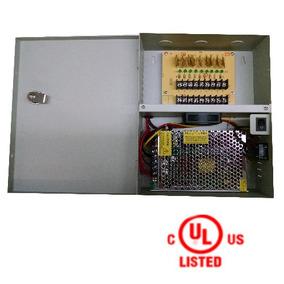 Saxxon Psu12v20a9c- Fuente De Poder Regulada/ 12v/ 20 Amper