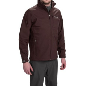Chamarra Columbia Soft Shell Hombre