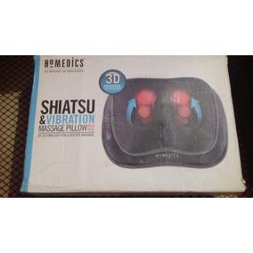 Siatsu Y Vibration Massage Homedics 3d