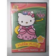 Hello Kitty Princesa Dvd