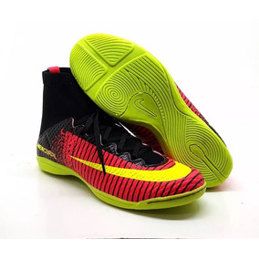 Chuteira Botinha Nike Futsal Mercurial Lançamento Frete Grat