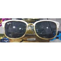Kit Com 3 Oculos De Sol Infantil Raiban Master Atacado