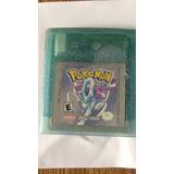 Pokemon Crystal En Inglés Original Grabando
