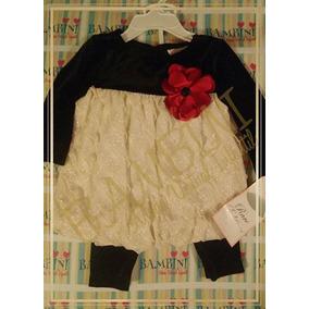 Hermoso Conjunto Tutu Leggins Para Niña Bebe