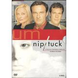 Box Dvd Nip Tuck 1ª Temporada Completa 5 Discos