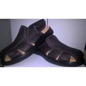 Sandalia Caballero Cuero. Chola-calzado Calidad Premiun