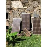 Paneles Solares 100 W 12 V Dc 72 Cell
