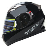 Casco Motos Ajustable Doble Visor Anti-raya 72850/ Fernapet