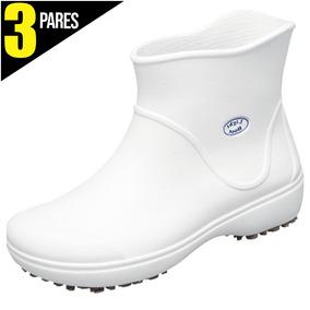 Bota Antiderrapante Botas - Sapatos no Mercado Livre Brasil 124274cd9b