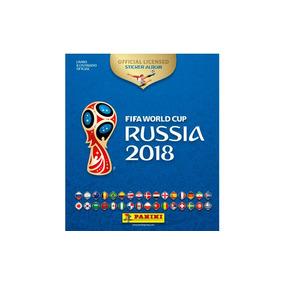 Álbum Da Copa Do Mundo